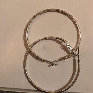 Kate spade hoops